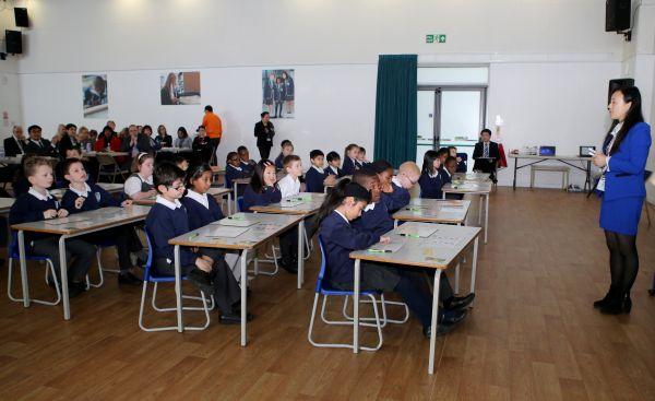 英国宣布拨款1000万英镑推广汉语