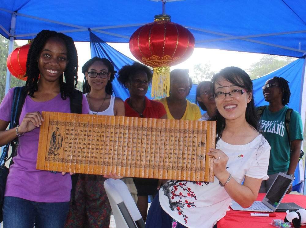 外国人学习汉语