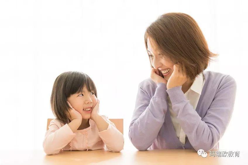 和孩子一起学习成长 提升自身气质魅力