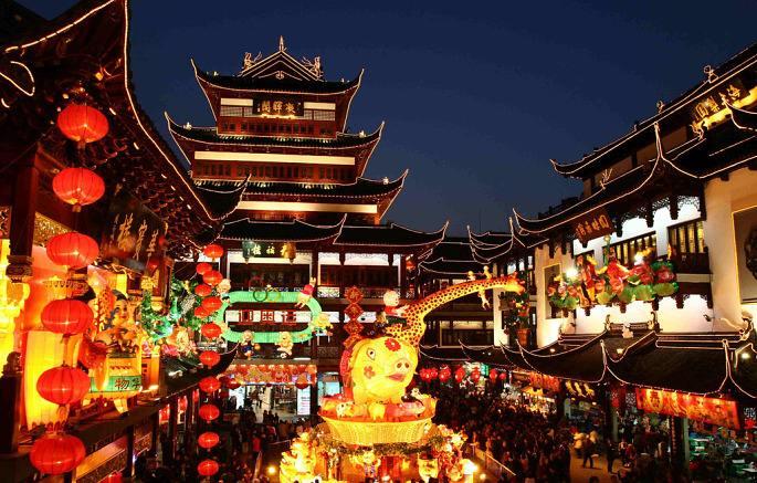 IMCPI:上元猜灯谜食元宵 外国人学中文就爱中国民俗