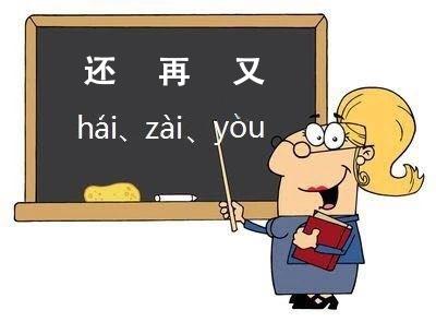 对外汉语课件关于还再又用法
