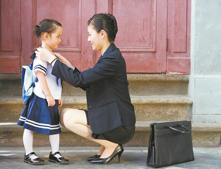 国际汉语教师宝妈的一天