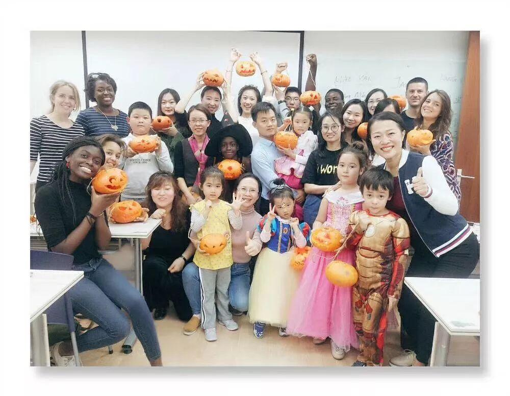 唤醒激情的一份兼职工作――教外国人学中文