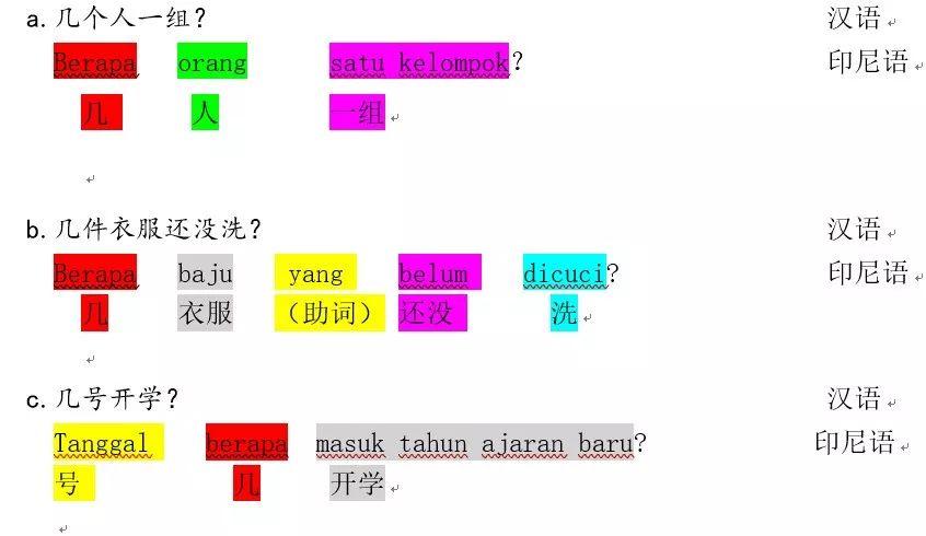 国际汉语语法教学的基本方法――对比法